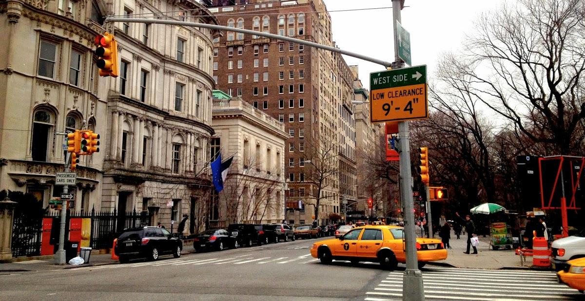 Который в нью йорке секс